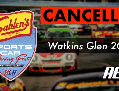 Watkins Glen Canceled